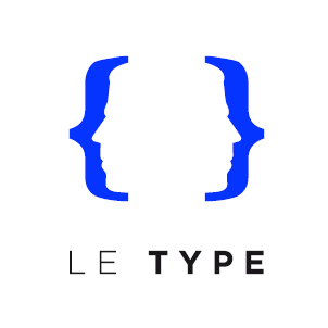 Logo Le Type PNG